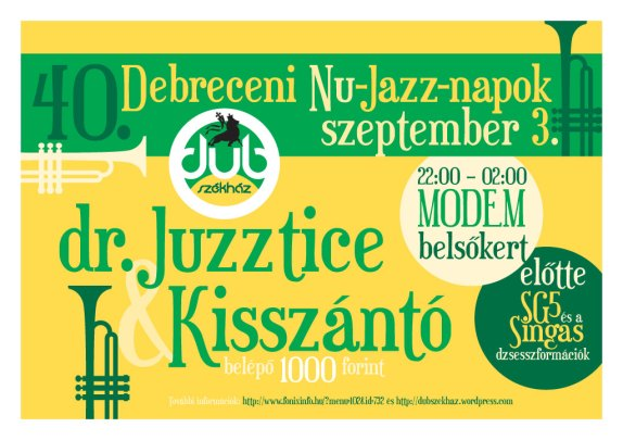 40. debreceni Jazz-napok